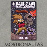 BAAL Y LAS MOSTRONAUTAS